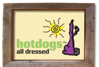 hotdog alldressed logo